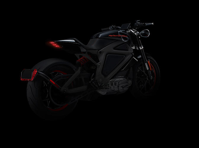 <p>&quot;When we went into this, we had to consider all of our products are grounded in three things--look, sound, and feel,&quot; says Jeff Richlen, the chief engineer for the new prototype bike, called Project LiveWire.</p>