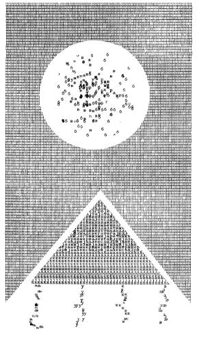 <p>As a movement, concrete poetry petered out by the 1970s--just about the time that the advent of personal computers allowed art typing to make the jump to ASCII.</p>