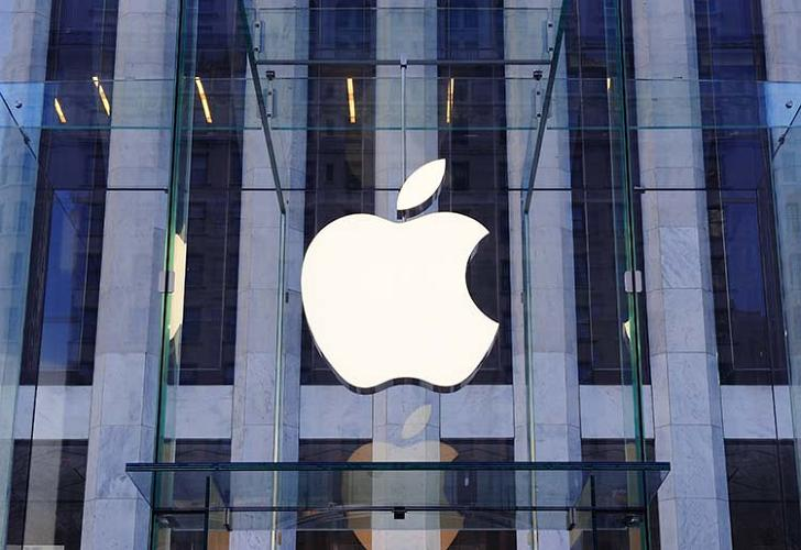 <p>Apple was one of three tech companies in the top 10. It tied with Gillette for sixth place.</p>