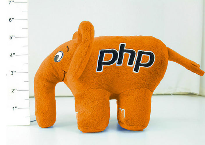 <p>Status: <a href=&quot;https://www.kickstarter.com/projects/eliw/php-architect-orange-elephpant?ref=category&quot; target=&quot;_blank&quot;>Funded</a><br /> The unofficial pachydermic mascot of an entire computer language is now available in orange, which is sort of cute. But don't be fooled--this project mopped the floor in Crafts, clocking in with $33,000 of funding. The goal? $1,000. The initial goal was a grand.</p>