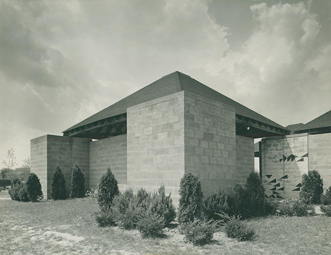 <p>Jewish Community Center in Ewing Township, N.J.</p>