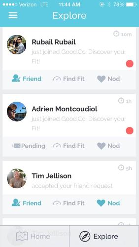 <p>Since so many people at different companies have played with the platform, Good.Co now has over two million data points for its company culture database (job opportunities within each company culture will be available soon).</p>