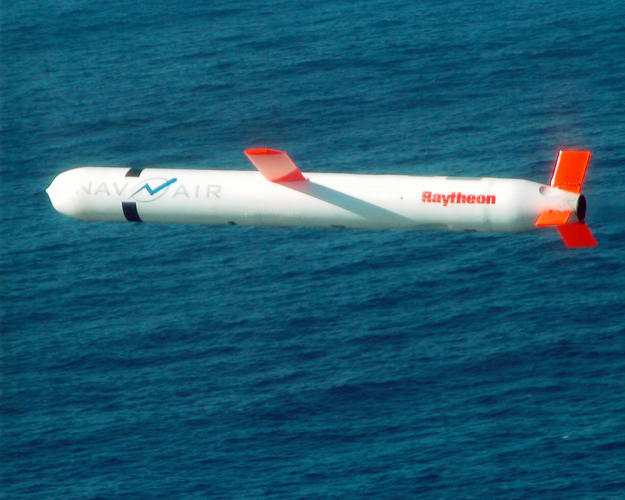 <p>The 3,000th Tomahawk Block IV cruise missile was delivered to the U.S. Navy in October, 2013.</p>