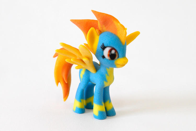 "<p>To kickstart the program, Hasbro and Shapeways hand-selected five ""SuperFanArt"" representatives to produce designs, ranging from a 3-D designer from Seattle to a mechanical engineer from France.</p>"