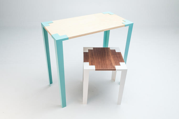 <p>The company's <a href=&quot;http://www.soapboxhome.com/&quot; target=&quot;_blank&quot;>Short and Tall Tables</a> don't require any tools.</p>