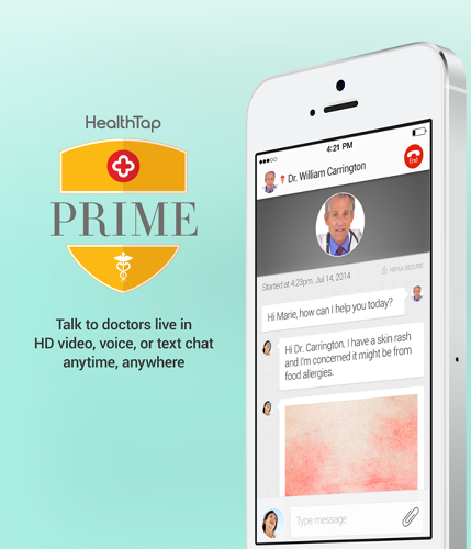 <p>Gutman divided the new service into three modules: learn, get help, and take action. The &quot;learn&quot; module includes customizable Facebook-like feeds for patients that offer doctor-recommended health news and apps.</p>