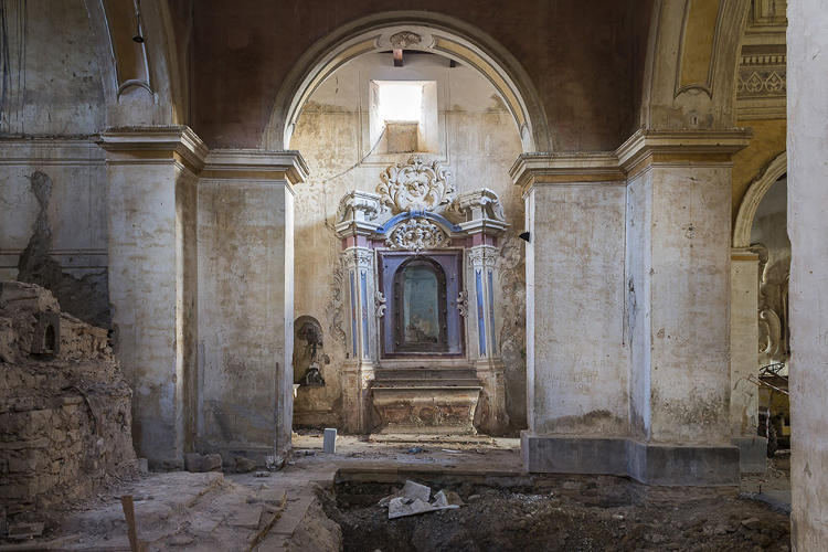<p>Rubio has already met with local authorities and received permission to put on an exhibition in one of the churches.</p>