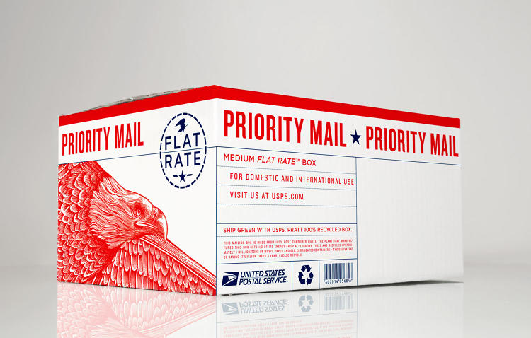 <p>The USPS tapped GrandArmy to rethink much of its branding.</p>