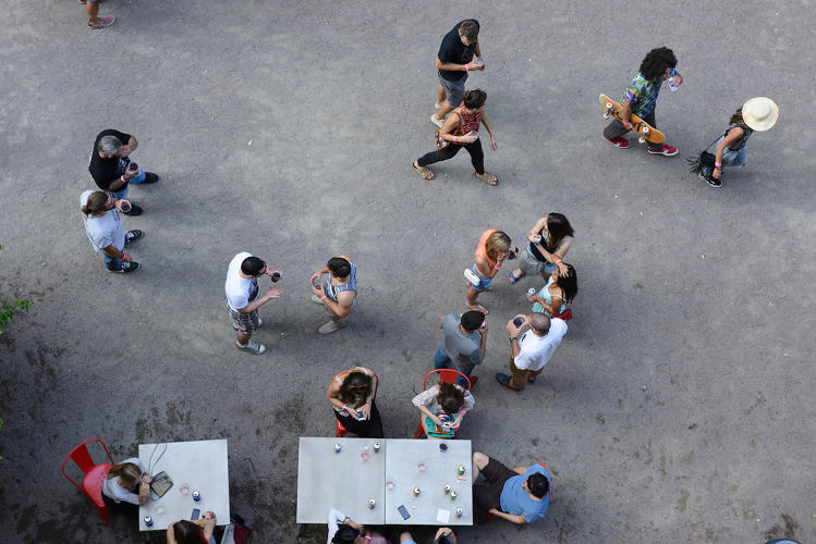 <p>Like Smorgasburg and the Brooklyn Flea before it, Mister Sunday is a way for developers to latch on to cultural events as a way to bring attention--and new crowds--to upcoming neighborhoods.</p>