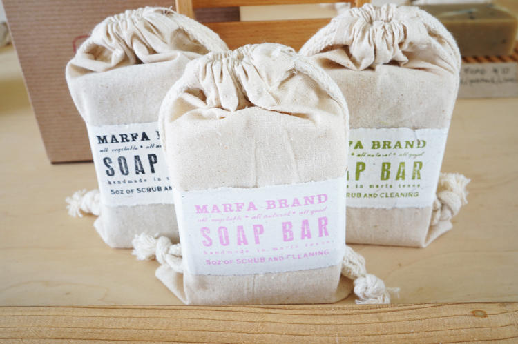 <p>Marfa Brand Soap from Marfa Brands</p>