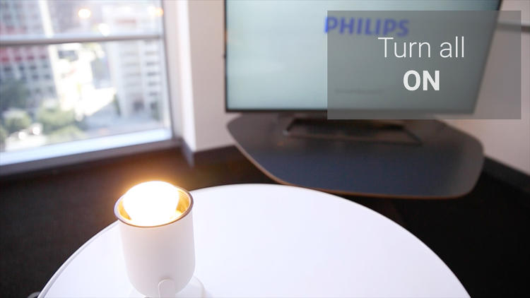 <p>Philips is working on smart lighting systems that the ALS program interfaces with.</p>