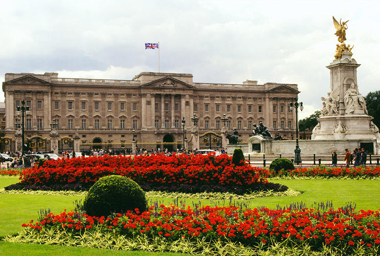 <p>Buckingham Palace, London, UK</p>