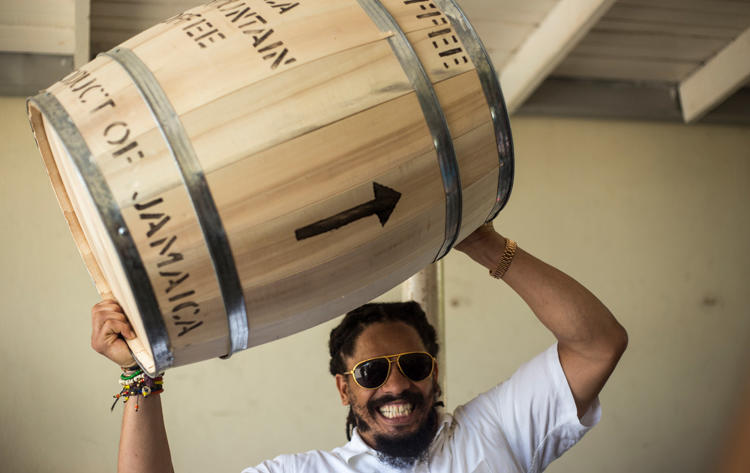 <p>But founder Rohan Marley, one of Bob Marley's children, has big plans for his Jamaican-born coffee business.</p>