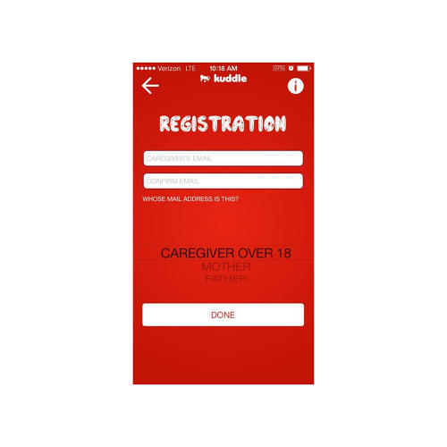 <p>When a child registers, they will be prompted to provide the email address of a parent or guardian.</p>