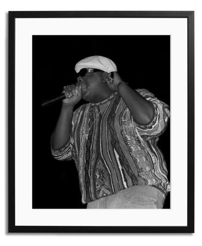 <p>The Notorious B.I.G. in Chicago</p>