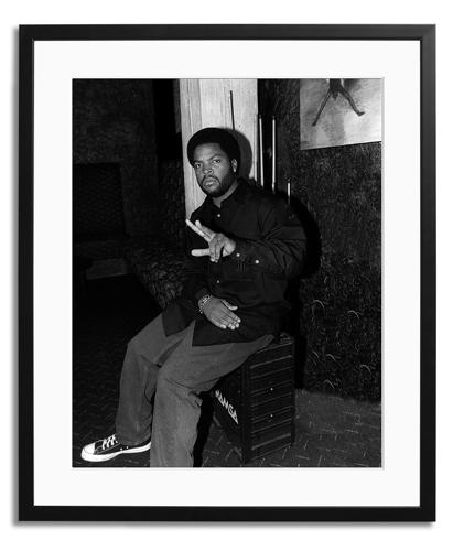 <p>Ice Cube in Chicago</p>