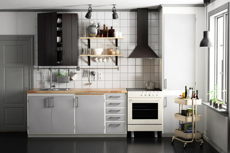 <p>It's hard to believe that 75% of the images you see in an Ikea catalog are CG. Like this one.</p>