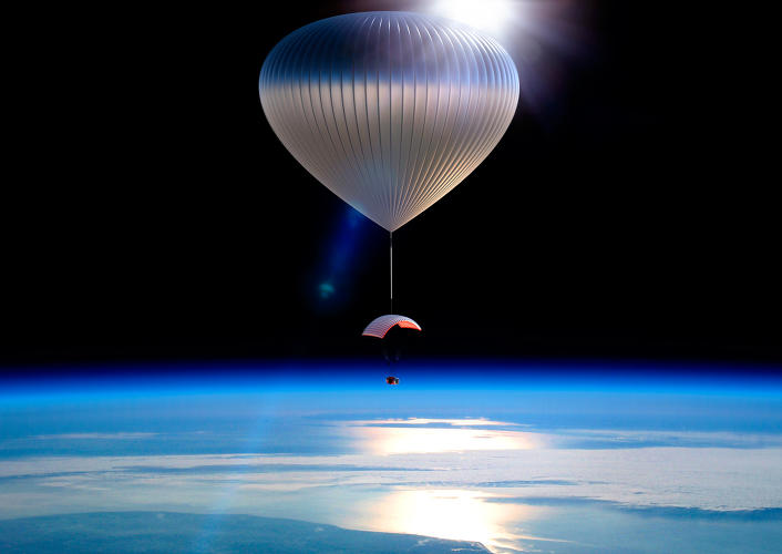 <p>World View will have Voyagers gliding peacefully along the edge of space for a two-hour sailing-like experience.</p>