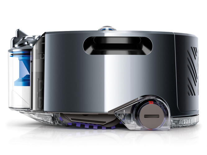 <p>Its 360-degree camera technology will likely end up in Dyson's robots of the future.</p>