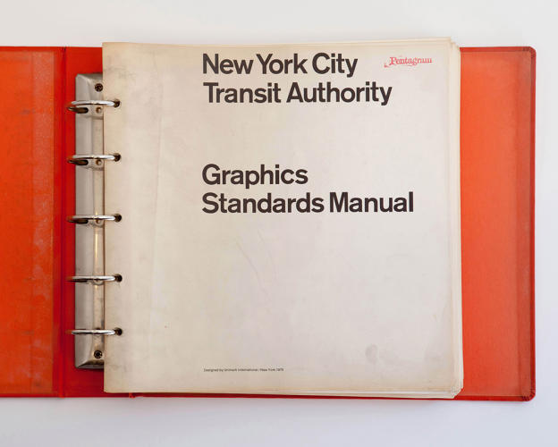 <p>From that perspective, the Kickstarter success of Massimo Vignelli's Graphics Standard Manual was ordained from the start.</p>