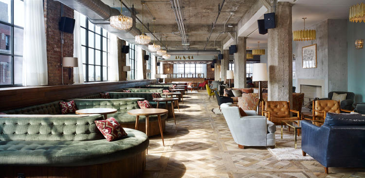 Designers of soho house