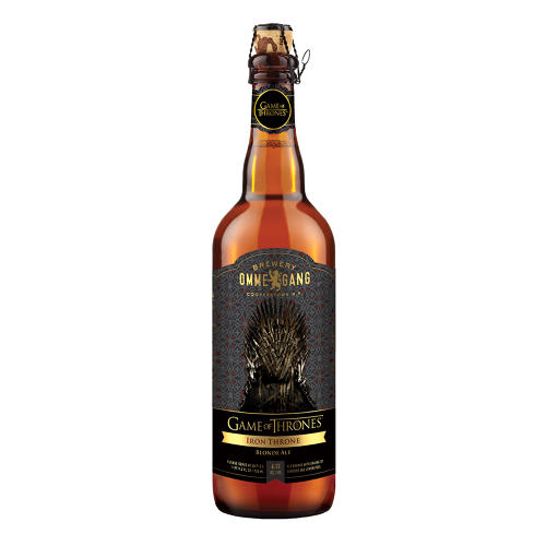 <p>Iron Throne Blonde Ale</p>