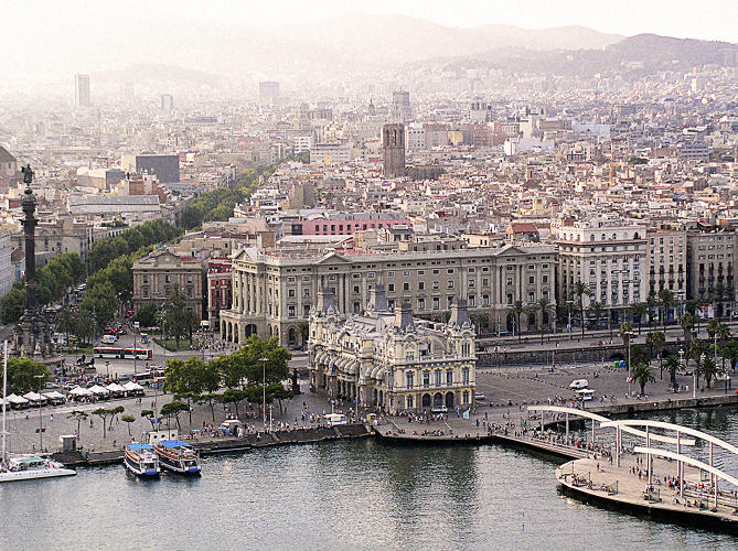 <p>The Smartest Cities in the World: Barcelona</p>