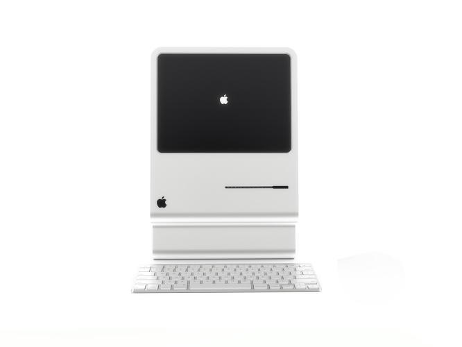 What Would The Original Mac Look Like If Apple Made It In 2015 ...