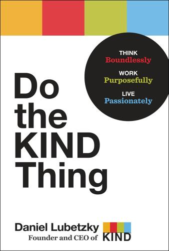 <p>Lubetzky shares the secrets behind the success of KIND, and shares his earlier failures and highlights the lessons he learned from them.</p>