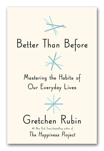 <p>Combining research with humor, Rubin answers tough questions, like why it's easy to change some habits and not others and why it's so difficult to create a habit around something we enjoy.</p>