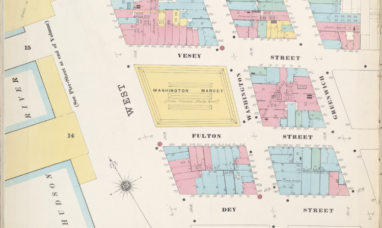 The New York Public Library Is Using Old Maps To Create A