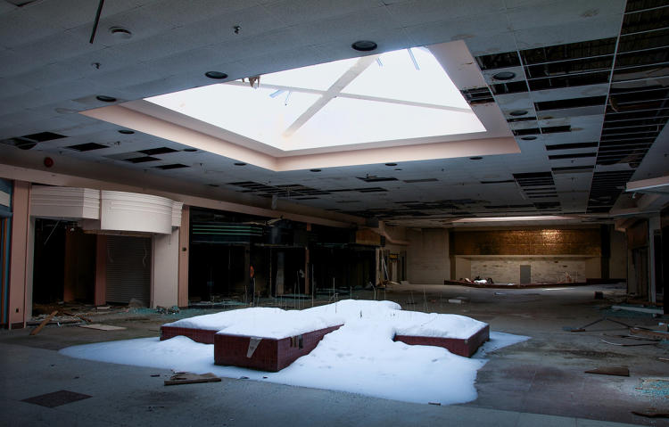 <p>The decaying malls are also part of a larger shift; the suburban mall is just not a place that people want to hang out anymore.</p>