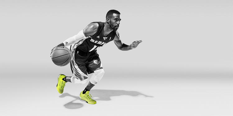 <p>adidas Basketball Boost for NBA Playoffs</p>