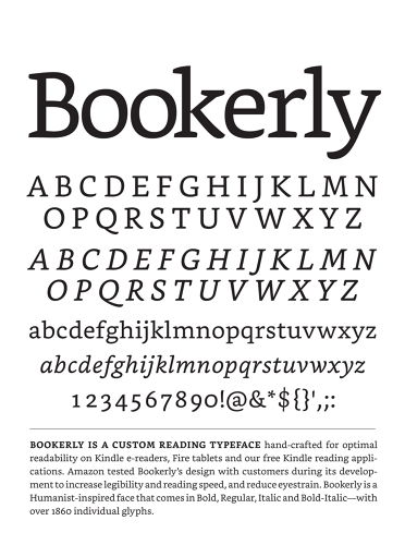 <p>A closer look at the Bookerly font.</p>