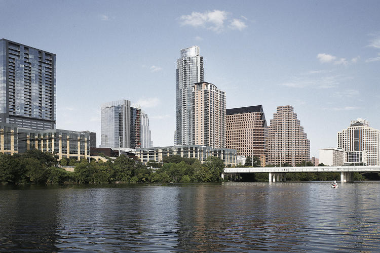 <p>Austin is the city with the most growth in its creative jobs since 2003, at 40%.</p>