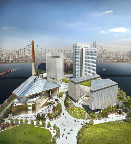 <p>A new passive house building will be the tallest and largest in the world.</p>
