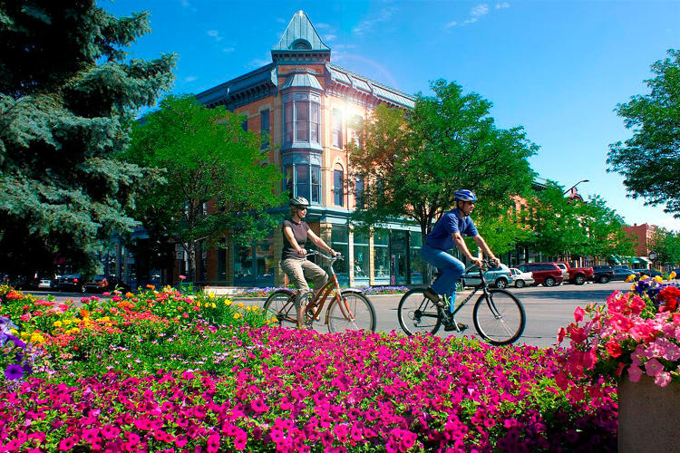 <p>Known for being the scenic town that inspired Disneyland's Main Street USA, Fort Collins has seen an influx of major tech employers in recent history, including Hewlett Packard, Intel and Advanced Micro Devices Inc.</p>