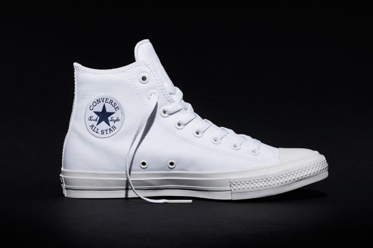 <p>An inner ultra suede lining also makes the Chuck II feel a little more luxurious than a standard All Star, which is supplemented by foam cushioning in the tongue and collar.</p>