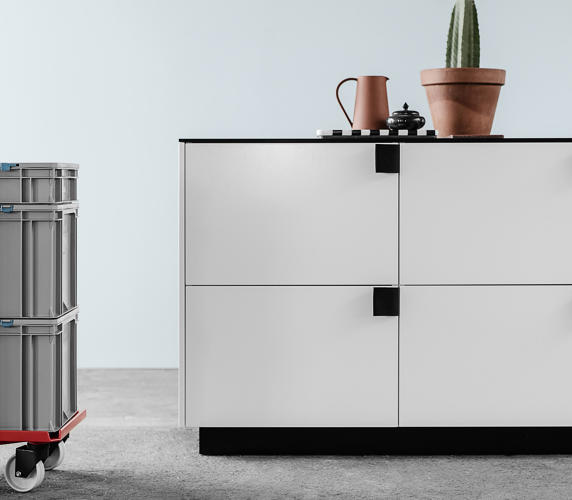 here 39 s what happens when starchitects hack together a kitchen from ikea co design business. Black Bedroom Furniture Sets. Home Design Ideas