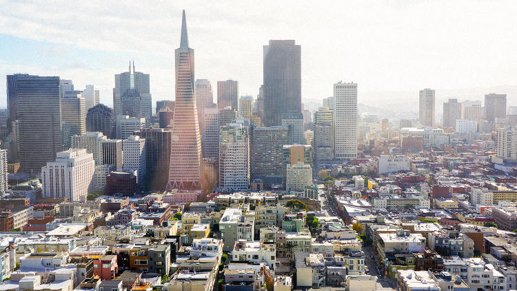 The 10 u s cities with the biggest gap between rich and for Top richest cities in california