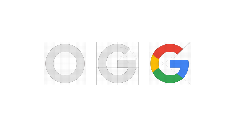 <p>The G--which also stands as a bite-sized logo on its own--was modeled to be wide and round, and lead you eye across the rest of &quot;oogle.&quot;</p>