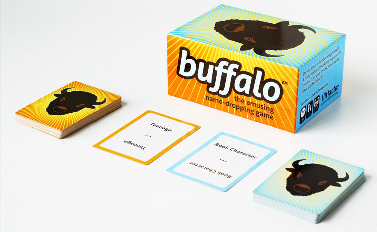<p>Buffalo is a game about word association.</p>