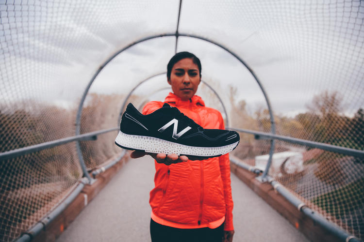 <p>Today, the company plans to announce a new running shoe model that incorporates a 3-D printed midsole, which will be available in April in Boston as a limited edition collection, timing their release to coincide with the Boston Marathon.</p>