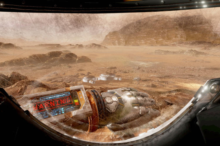 <p>20th Century Fox is leading the VR charge with productions like <em>The Martian</em> VR Experience, based on the hit film directed by Ridley Scott and starring Matt Damon.</p>