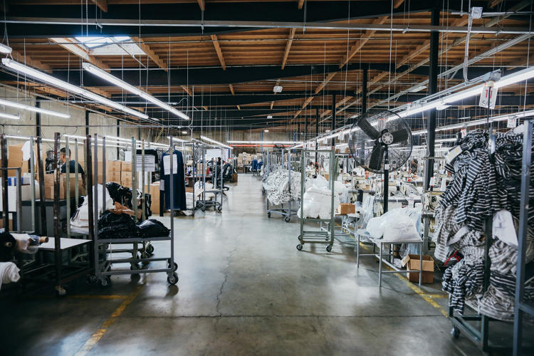 <p>Nothing will be on sale—the clothes will sell for what the company considers a fair value—and all of the profits will go directly to help the workers who sew T-shirts in the company's L.A. factory.</p>