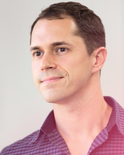 <p>Nathaniel Koloc, Clinton's director of talent acquisition and development.</p>