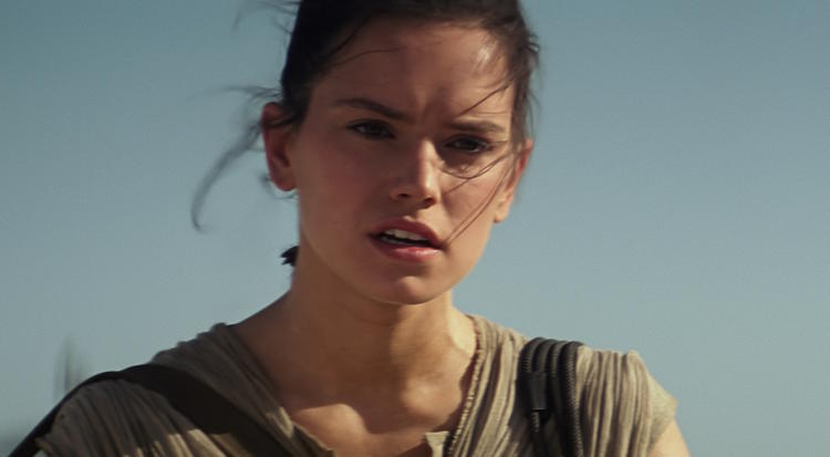 <p>Rey isn't a token diversity in the film. Women heroes and villains are all over the movie.</p>