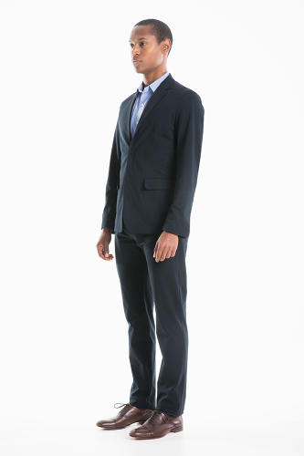 <p>The Aviator 2 suit incorporates four-way stretch fibers for freer movement and a low yarn density to keep air flowing.</p>