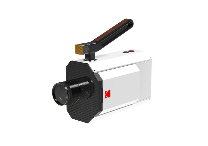 <p>Kodak is releasing their first Super 8 camera in over 30 years.</p>