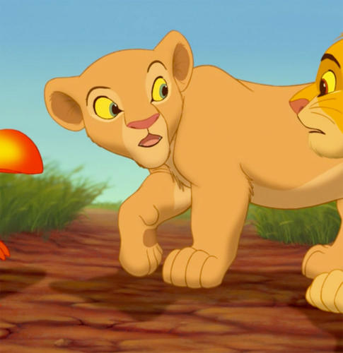<p>Nala from <em>The Lion King</em>, 1994</p>